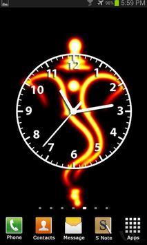 Ganesha clock new poster