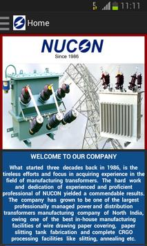 Nucon Electrical Transformers poster