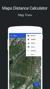 Maps Distance Calculator screenshot 3