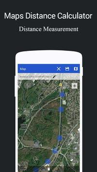 Maps Distance Calculator screenshot 2
