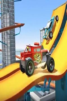 tips Hot Wheels : Race off screenshot 2