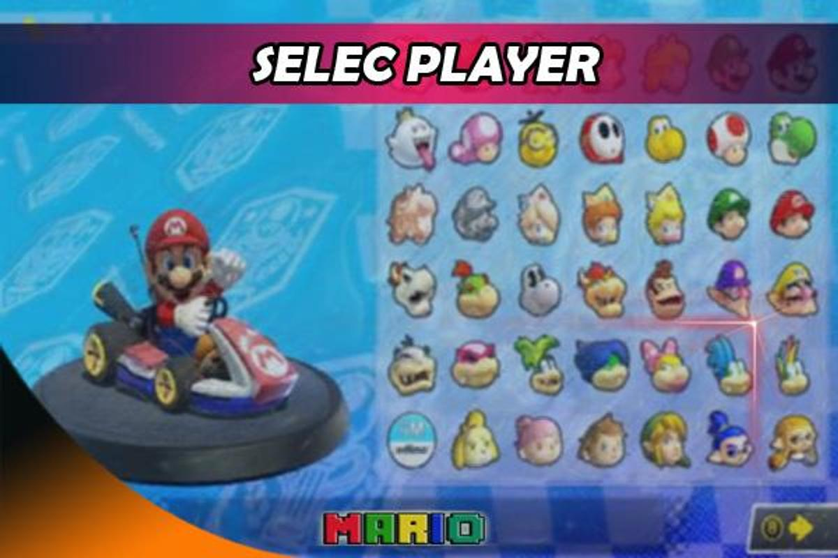 free mario kart 8 trick apk download free racing game for android
