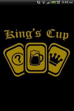 King's Cup (drinking game) poster