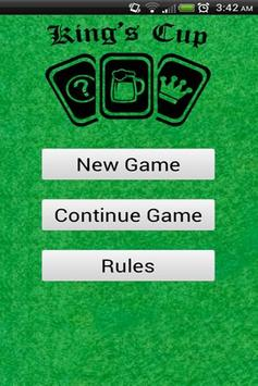 King's Cup (drinking game) apk screenshot