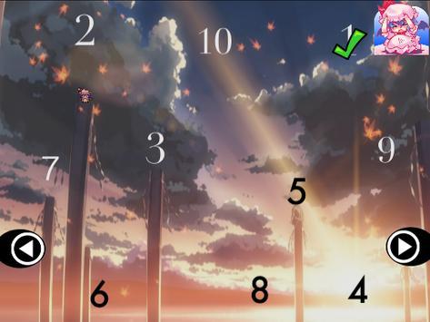 【東方】レミリアvsカリスマボール apk screenshot