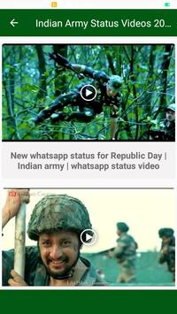Indian Army Status Videos poster