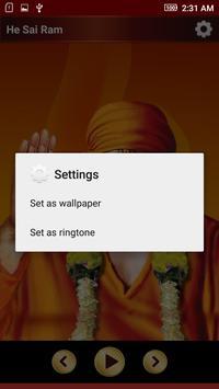 Sai Baba Ringtones screenshot 6