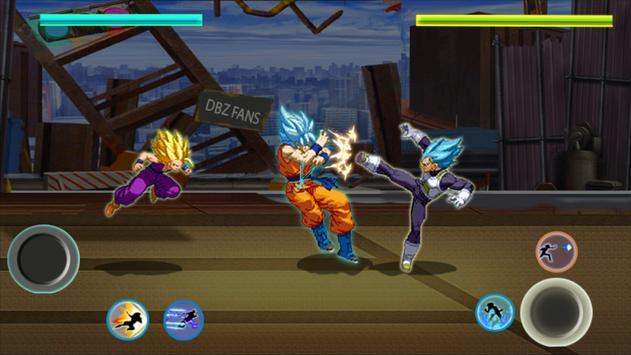Super Saiyan Goku : SUPER BATTLE screenshot 6
