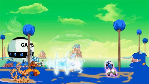 Super Saiyan Goku : SUPER BATTLE screenshot 11