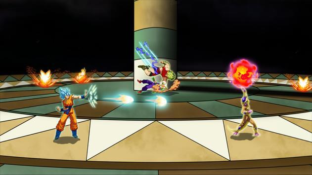 Super Saiyan Goku : SUPER BATTLE screenshot 17