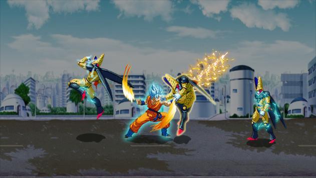 Super Saiyan Goku : SUPER BATTLE screenshot 19