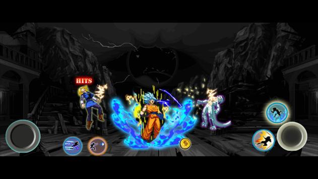 Super Saiyan Goku : SUPER BATTLE screenshot 23