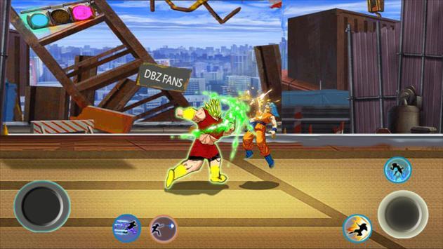 Super Saiyan Goku : SUPER BATTLE screenshot 20