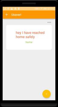 Usaver App apk screenshot