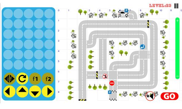 The Programmable Car apk screenshot
