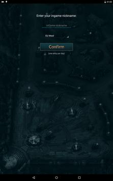 Giveaway for League of Legends screenshot 5