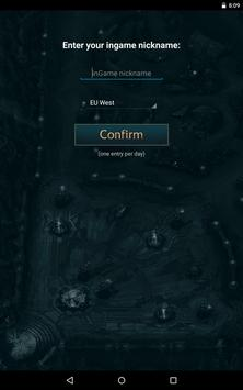 Giveaway for League of Legends screenshot 8