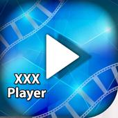 XXX HD Video Player - X HD Video Player icon