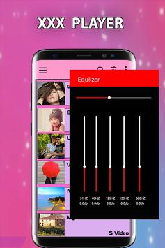 XXX HD Video Player - X HD Video Player apk screenshot