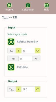 Meteo Calculator imagem de tela 4