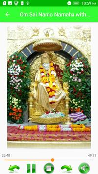 Om Sai Namo Namaha with Audio apk screenshot