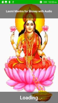 Laxmi Mantra for Money with Audio poster