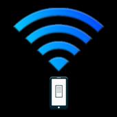 Send Over WiFi icon