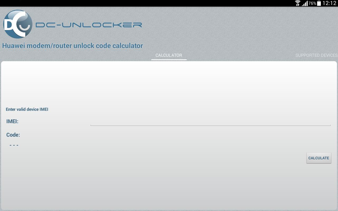Codes Calculator for Huawei for Android - APK Download