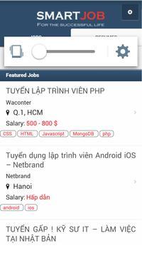 SmartJob - Head hunt services screenshot 1