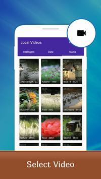 Text on Video in Arabic Font, Keyboard & Language screenshot 1