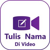 Text on Video in Indonesian, Keyboard & Language icon