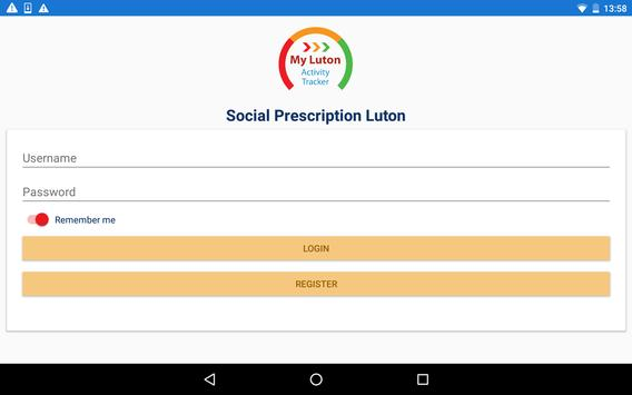 Social Prescription Luton screenshot 3
