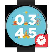 Amusement watchface by Precieux icon