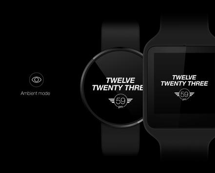 Blitz watchface by Tove screenshot 4