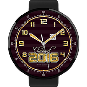 Class of 2016 watchface by Monostone icon