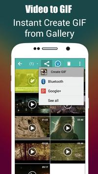 Video To Gif - Gif Maker from short videos for Android - APK Download