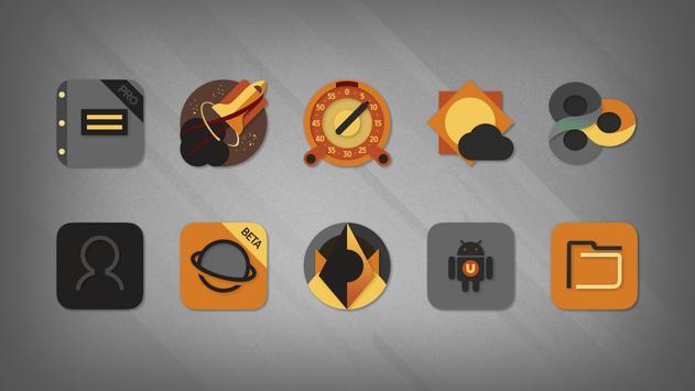 Desaturate - Free Icon Pack apk screenshot