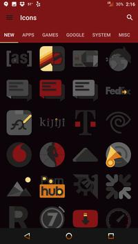 Desaturate - Free Icon Pack apk screenshot