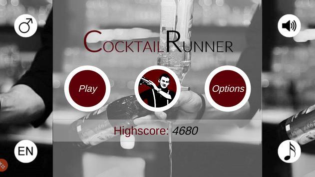 Cocktail Runner poster