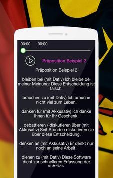 verben mit prpositionen screenshot 2 - Praposition Beispiel