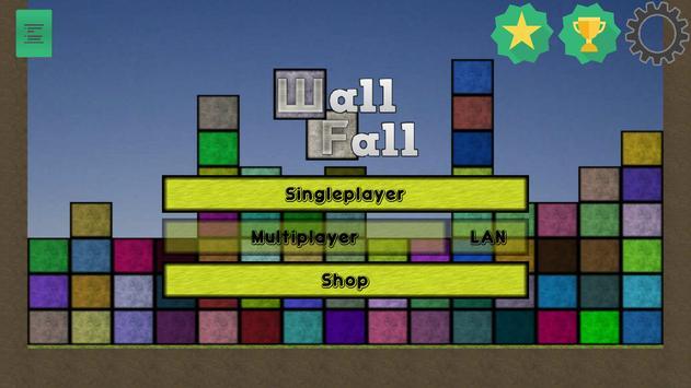 WallFall poster