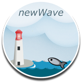newWave for Kustom icon