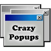 Crazy Popups icon