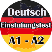 Deutsch Einstufungstest A1 A2 icon