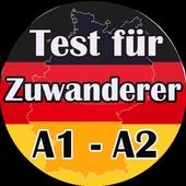 Deutsch Test für Zuwanderer A1 A2 icon