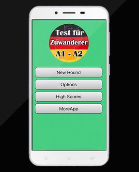 Deutsch Test für Zuwanderer A1 A2 screenshot 1