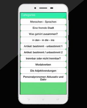Prüfung Start Deutsch A1 Übungen apk screenshot