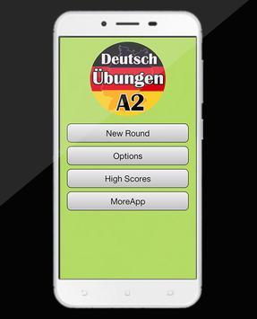 Prüfung Start Deutsch A2 Übungen poster
