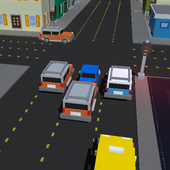 Crossroad icon