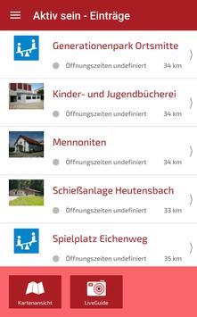 Allmersbach apk screenshot